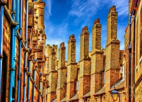 Cambridge Chimneys HDR