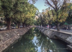 Canal Leblon - the other side